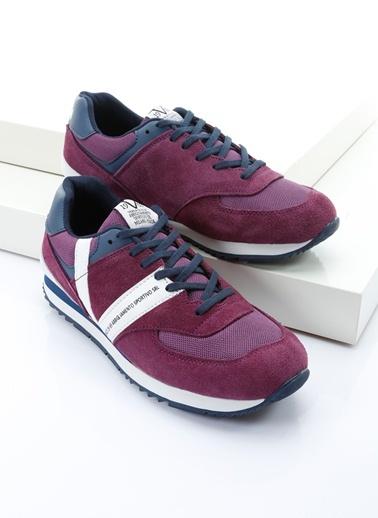 %100 Deri Casual Ayakkabı-19V69 Italia